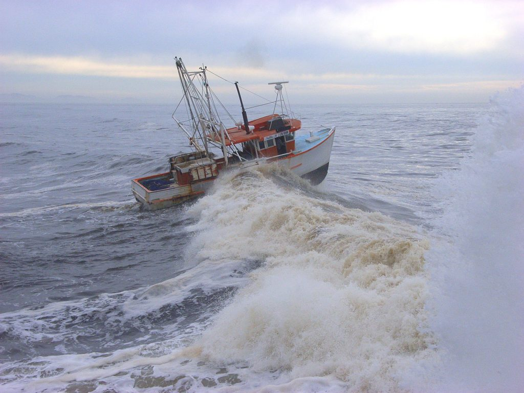 The last Trawler