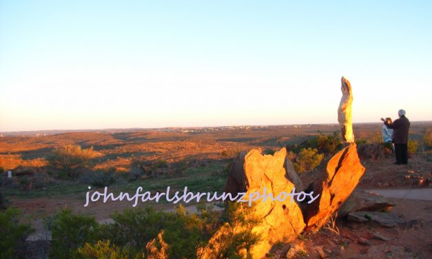 BROKEN HILL THE S.E.S. AND ME