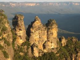 3 Sisters, scenic attraction Katoomba